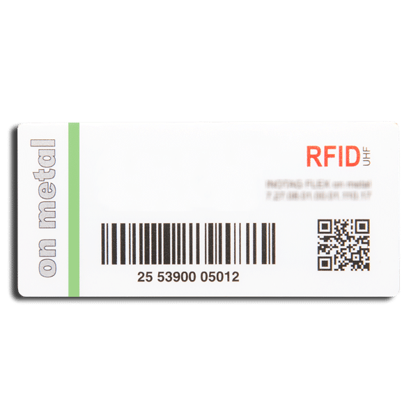 L-mobile RFID-Tag UHF on metal