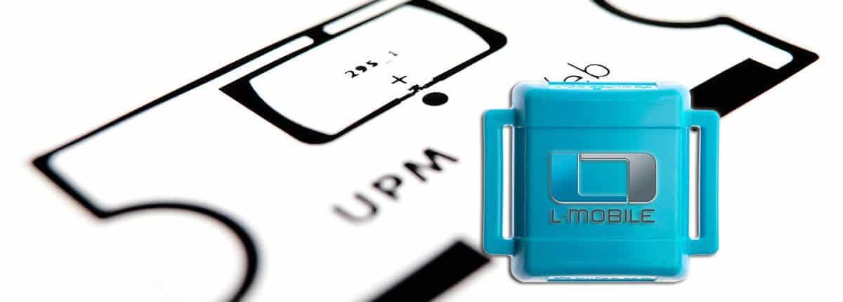 L-mobile RFID Auto-ID Technologie RFID-Transponder