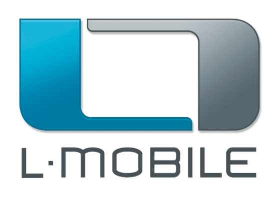 L-mobile Firmenlogo