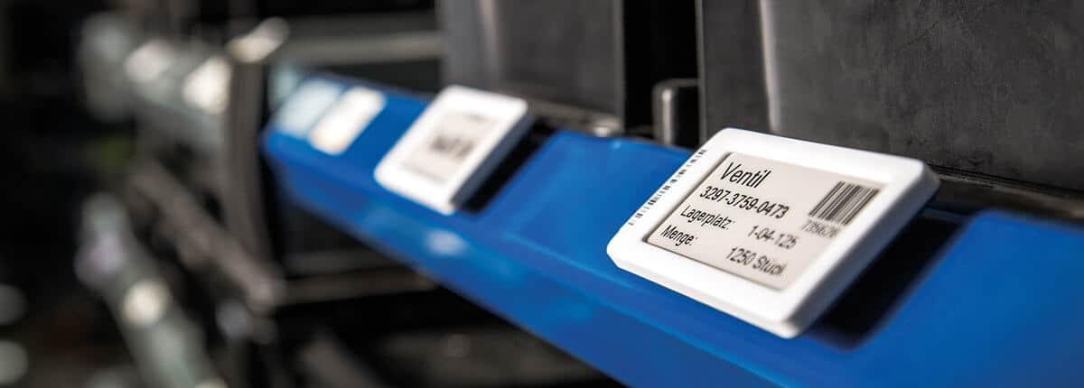 L-mobile rfid-finder.com Lagerplatzkennzeichnung mit RFID Technologie