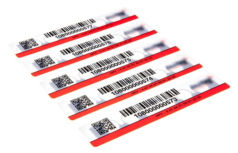 L-mobile rfid-finder.com Auftragsidentifikation mit RFID Technologie RFID-Etiketten