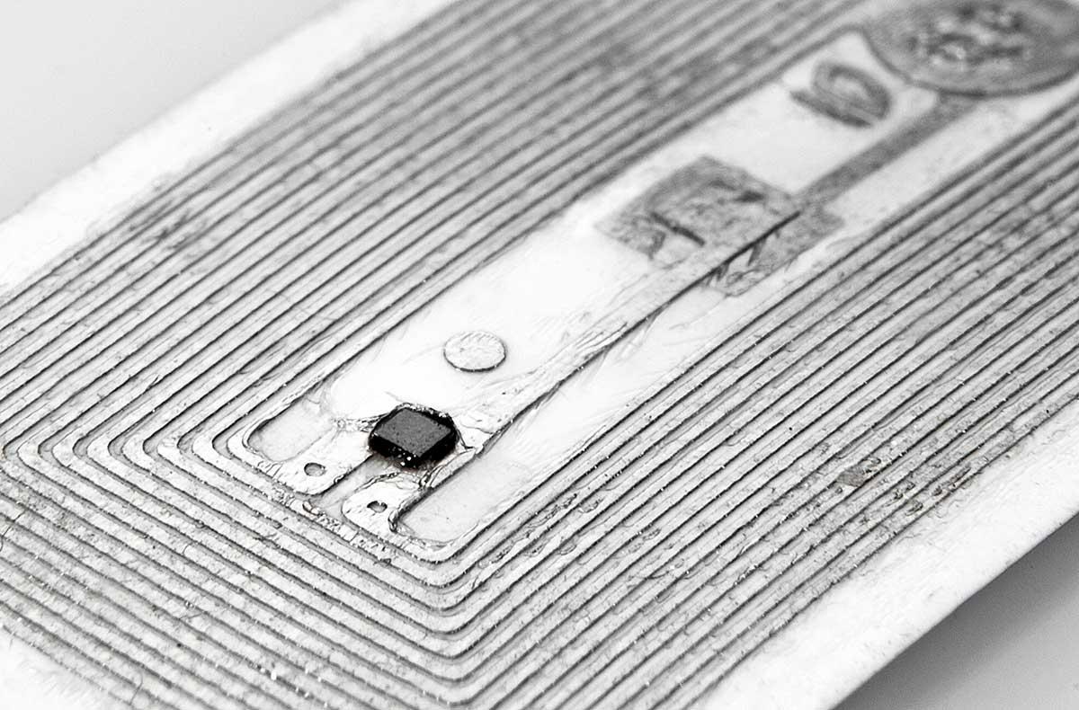 L-mobile Produktkennzeichnung HF-Transponder RFID-Tag