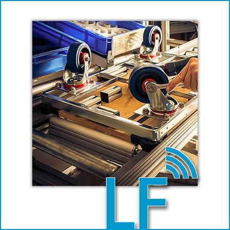 L-mobile rfid-finder.com RFID-Tag LF Frequenz