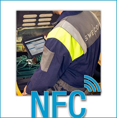 L-mobile rfid-finder.com RFID-Tag NFC Frequenz