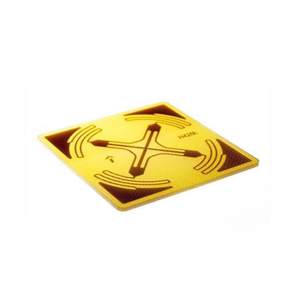 L-mobile RFID Auto-ID Technologie passiver RFID-Transponder Platte