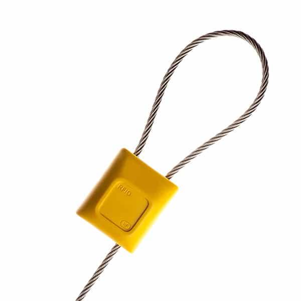 L-mobile RFID Auto-ID Technologie passiver RFID-Transponder Stabtransponder Kabelschloss