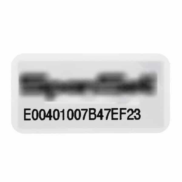 RFID-Tag LM1006 HF bedruckbar