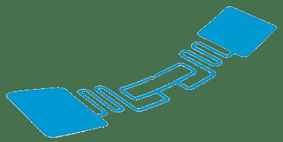 L-mobile RFID-Transponder Inlay