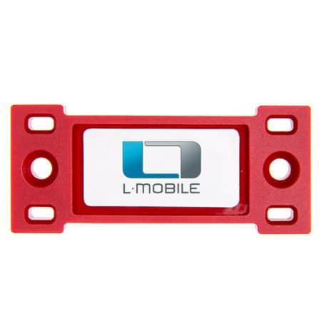 RFID-Tag LM1095 LF HF UHF bedruckbar
