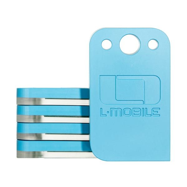 L-mobile RFID-Tag LM1132 UHF-NFC bedruckbar