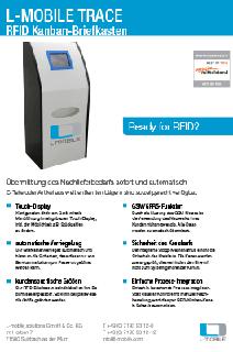 RFID-Kanban-Briefkasten Flyer