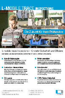 L-mobile trace inspections Flyer