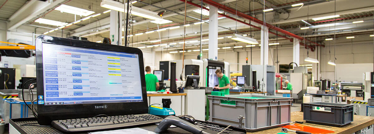 L-mobile production mobile RFID-Softwarelösung