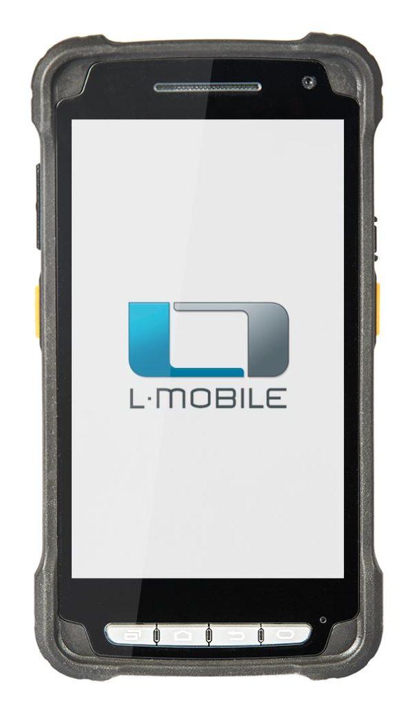L-mobile PM80 mobiles Handgerät NFC PDA
