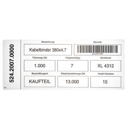 RFID-Tag LM1252 HF